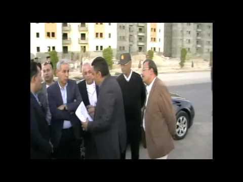 زيارة الوزير/طارق قابيل لمدينة طيبة الصناعية بمحافظة الاقصر