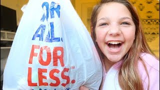 Shopping For Athletic Outfits | After School Fashion Haul