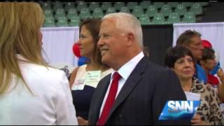SNN: Countdown to Vote 2016: Florida U.S. Senate campaign, Donald Trump