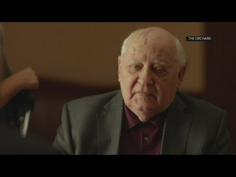 """Werner Herzog says there's a """"subversive message"""" to his new documentary """"Meeting Gorbachev"""": Talk to your geopolitical enemies. (May 5)"""