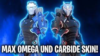 MAX OMEGA UND CARBIDE SKINS! 🔥   Fortnite: Battle Royale