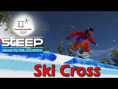 Steep | Snowboard Cross!!! | Steep Gameplay • Deutsch • German