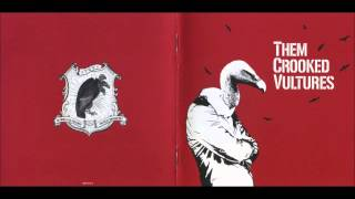 Them Crooked Vultures - Dead End Friends (Drum Track)