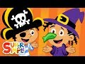 Who Took The Candy? | Halloween Song | Super Simple Songs