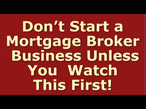 , title : 'How to Start a Mortgage Broker Business   Including Free Mortgage Broker Business Plan Template