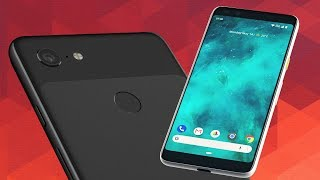 No-Notch Pixel 3 Fully Exposed!