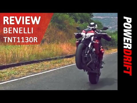 Benelli TNT 1130R : Review : PowerDrift