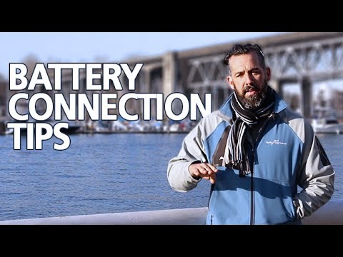 Tips - Battery Connections on a Boat