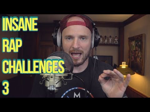 INSANE RAP CHALLENGES VOL. 3