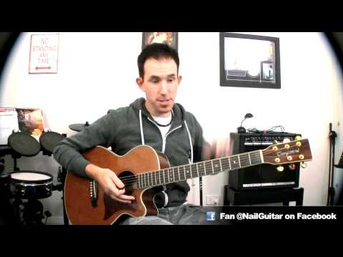 Guitar Lesson: Capo - Can I Play Songs Without One? - Learning Guitar, Performing Songs, Bar Chords