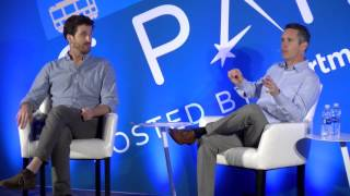 SPARK 2016: Dan Springer & Justin Alanis Fireside Chat