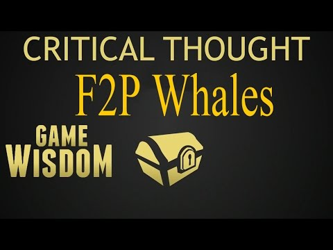 A Critical Thought on Whales and Monetization