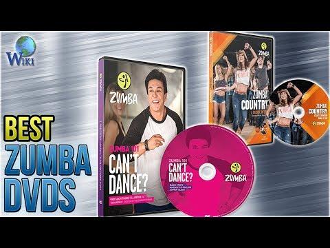 8 Best Zumba DVDs 2018