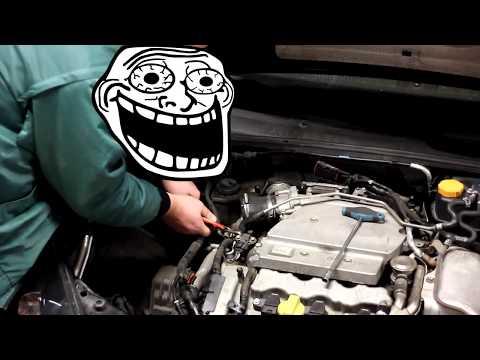 Der Zusatz hi-gear ins Benzin