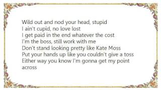 Dizzee Rascal - You Can't Tell Me Nuffin' Lyrics