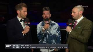 Fight Night Gdansk - Mike Perry: