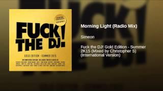 Morning Light (Radio Mix)