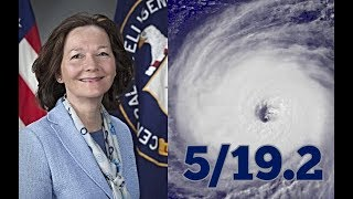 5/19.2 CROSSFIRE HURRICANE CONNECTION TO GINA HASPEL