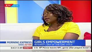 GIRLS EMPOWERMENT: Betty Adhiambo Adera on gains, flows and way forward on empowering girl child