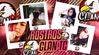 TODOS LOS ROSTROS DEL -CLAN TC- Y DOY UN CONCEPTO DE CADA UNO •FREE FIRE•