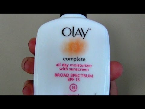 Complete Lotion Moisturizer SPF 15 Sensitive by Olay #4