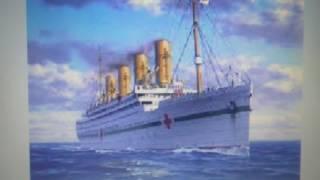 White Star line ships