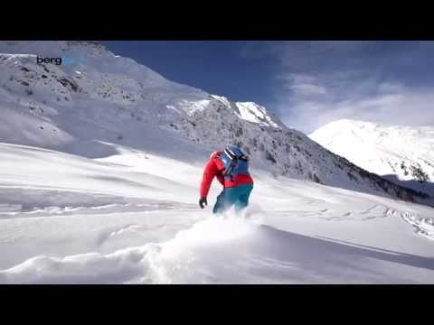 Learn snowboarding - Freeriding for beginners