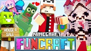 A New Home!? | Ep. 2 | FunCraft Minecraft