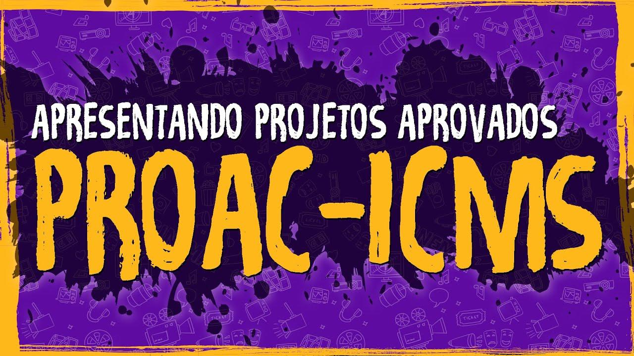 Apresentando projetos PROAC-ICMS a patrocinadores