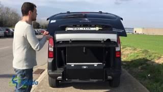 ADAPTACIÓN DE VEHICULO (Rebaje de suelo) - VÁLIDA CAR