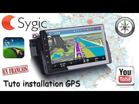 Comment télécharger et installer le GPS Sygic sur votre autoradio Gratuit FR