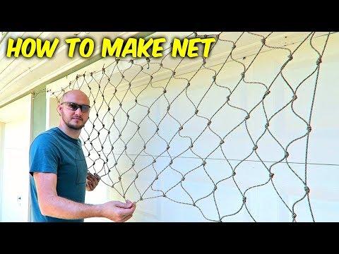 DIY Easy Net!