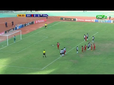 SIMBA SC 0-0 TP MAZEMBE JOHN BOKO AKOSA PENATI (FULL HIGHLIGHT)
