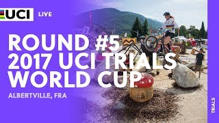 2017 UCI World Cup Albertville