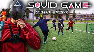 EPISCHE SQUID GAME FUßBALL CHALLENGE! *GEWINNER = FUßBALLSCHUHE*