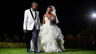 Love And Firework Moments : Jackie + Andrew Kenyan Love Story At Fuschia Gardens, Eldo Farm