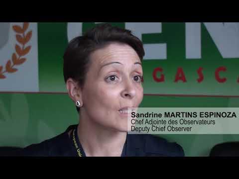 MOE UE Madagascar 2018: Proclamation des résultats provisoires du second tour par la CENI