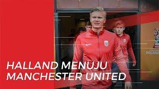Isu Kepindahan Haaland ke Manchester United Makin Kuat seusai Ayahnya Berkunjung