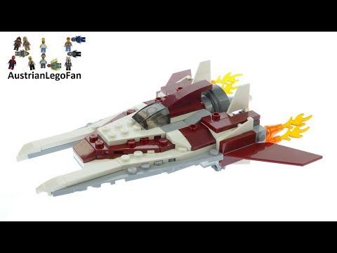 Vidéo LEGO Creator 31086 : L'avion futuriste
