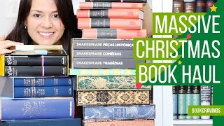 A Christmas Book Haul | Classics and Children's Classics | BookCravings