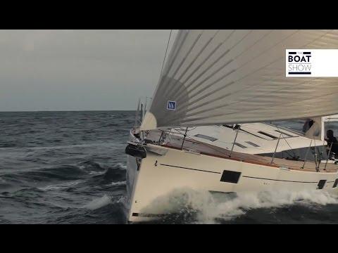 [ENG] BENETEAU Sense 57 – Yacht Review – The Boat Show