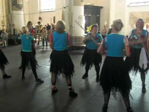 2009 Maids of the Mill Morris Doesburg Martinikerk