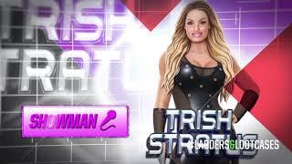 WWE Mayhem: Trish Stratus signature moves