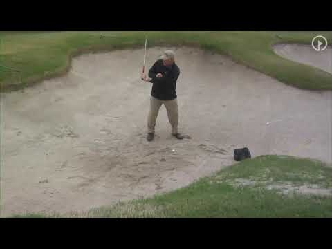 Breaking 80: Bunkers Triple Fan Drill