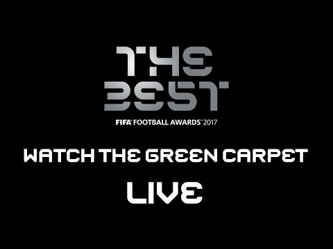 RELIVE ! The Best FIFA Football Awards™ - Green Carpet