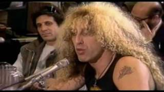 <b>Dee Snider</b> Vs Tipper Gore 1984