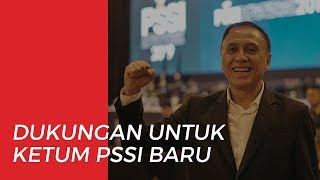 Pesan Manajer Persib untuk Ketua Umum PSSI yang Baru: Hati-hati dengan Gerbong Ini