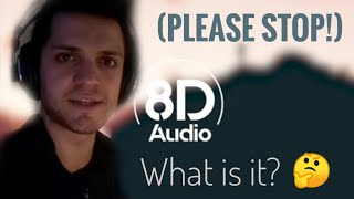 8D EXPLAINED! How To Make 8D Music - LISTEN WITH HEADPHONES ONLY