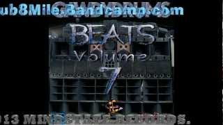 Club 8 Mile Beats Volume 7 Detroit rap hiphop electronic Sykoe MindState