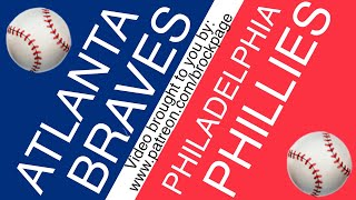 ⚾️ Atlanta Braves Vs Philadelphia Phillies Free Pick (8-10-20) MLB Baseball Predictions & Probables